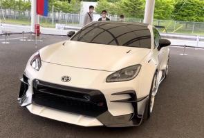 Gazoo Racing Pamerkan Part Modifikasi Mereka Untuk Toyota 86 Baru