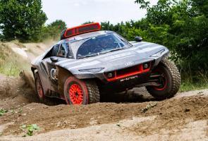 Audi Rs Q E-Tron, Monster Rally Dakar Bertenaga Listrik