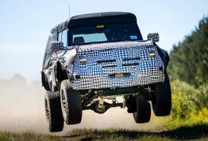 Ford Bronco Raptor Siap Tampil Tahun Depan