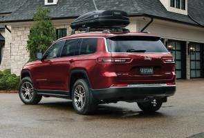 Mopar Hadirkan Beragam Aksesoris Keren Untuk Jeep Grand Cherokee L