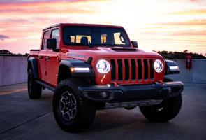 Karena Fitur Ini, Harga Jeep Gladiator 2022 Meningkat Signifikan