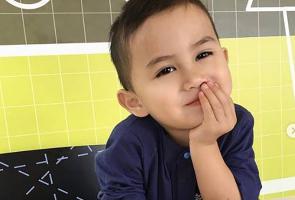 Diusia 3 Tahun, Bocah Malaysia Ini Masuk Komunitas Iq Tinggi