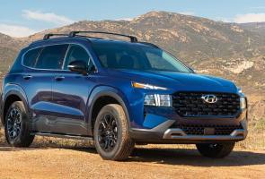 Hyundai Buat Santa Fe Terlihat Makin Gagah Dengan Trim Xrt Baru