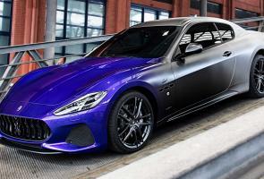 Maserati Akhiri Produksi Granturismo Dengan Model Spesial Ini