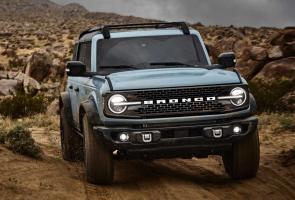 Ford Bronco Ternyata Lebih Bertenaga Ketimbang Klaim Aslinya