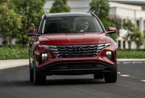 Hyundai Tucson 2021 Mampu Lewati Moose Test Yang Sulit
