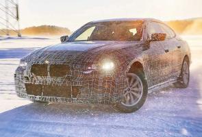 Bmw Siap Perkenalkan I4 Concept Di Geneva Motor Show 2020