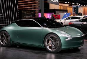 Mint Concept, City Car Listrik Yang Unik Dari Genesis