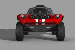 Scg Ubah Desain 008 Baja Dakar Buggy Lewat Render Terbaru Ini