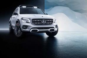 Bukan Di Jerman, Mercedes-Benz Akan Produksi Glb Di 2 Negara Ini