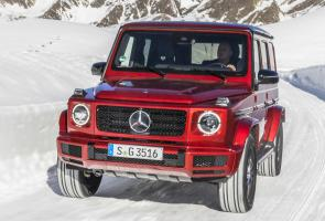 Mercedes Tawarkan G-Class Yang Lebih Terjangkau Di Pasar Eropa