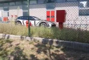 Spyshot: Ferrari Mulai Lakukan Uji Coba Suv Pertamanya
