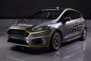 Ford & M-Sport Perkenalkan Fiesta R2 Untuk Junior Wrc Championship