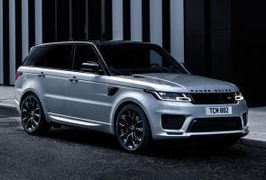 Range Rover Sport Hst Meluncur Dengan Mesin 6 Silinder 400 Hp Baru