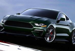 Steeda Tawarkan Edisi Steve Mcqueen Untuk Ford Bullitt Mustang