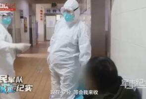 Pemerintah China Dikecam Lantaran Perawat Hamil Rawat Pasien Corona