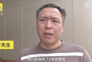 Dapat Uang Kembalian Tak Sesuai, Pria China Ini Tuntut Supermarket