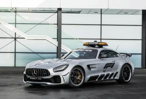 Mercedes-Amg Gt R Resmi Jadi Safety Car F1 Yang Paling Powerful