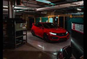 Project P, Honda Ubah Civic Type R Jadi Hot Pickup