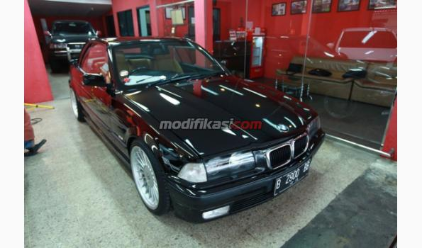 Jual Bmw Cabrio Plus Bonus Hardtop Modifikasi