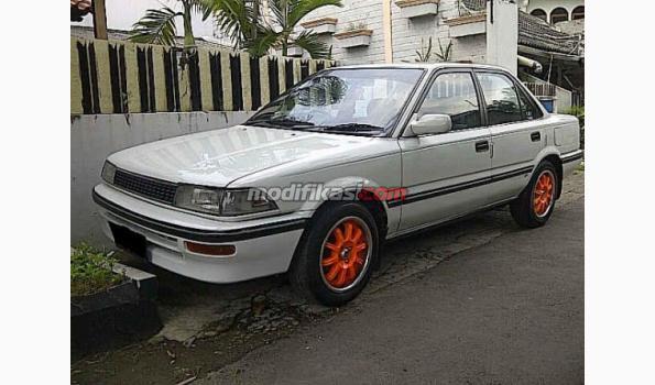 Jual: Toyota Corolla Twincam 1.6 Se Ltd Th 91