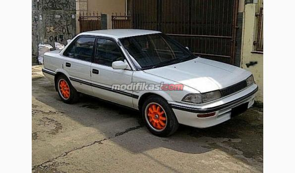 Jual: Toyota Corolla Twincam 1.6 Se Ltd Th 91