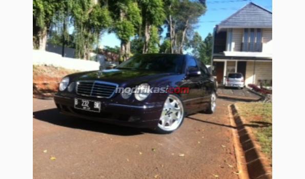Jual Mercedes Benz Avantgarde Sunroof Modifikasi