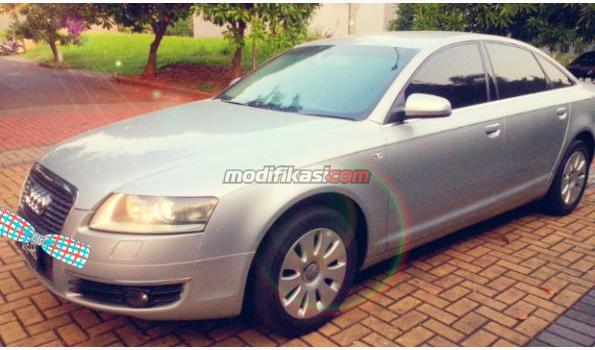 Jual: Audi A6 Limousine 2006 Silver