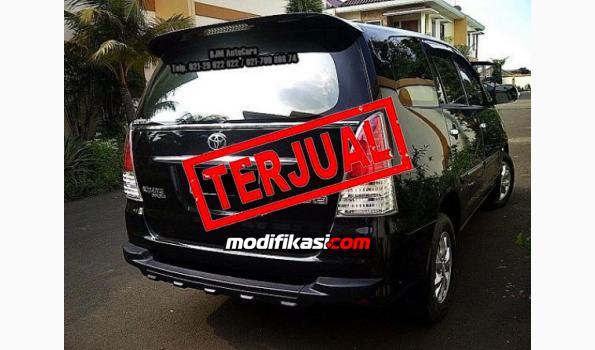 Jual: Toyota Innova 2010 At Istimewa Siap Pakai
