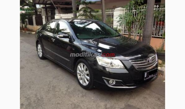 jual toyota camry 2008 2009 hitam trd bodykit mint condition jual beli. Black Bedroom Furniture Sets. Home Design Ideas