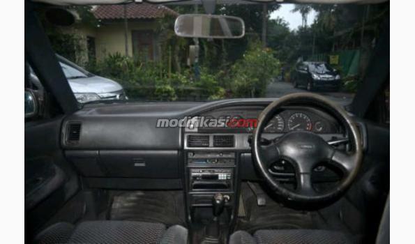Jual: Toyota Corolla Twincam Gti 1991 Hitam