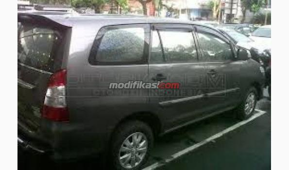 Jual: Toyota Innova G A/t Diesel Grey 2013