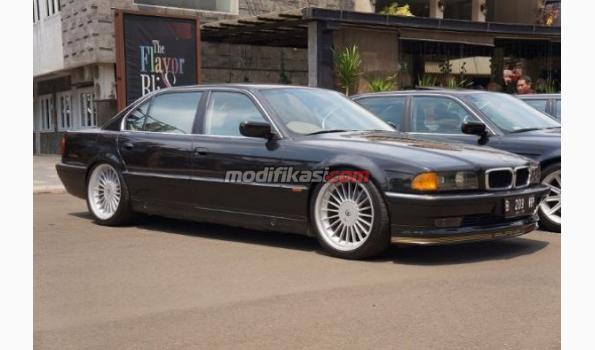 Jual: BMW 735il E38 1997 Superb Condition (alpina Mod)