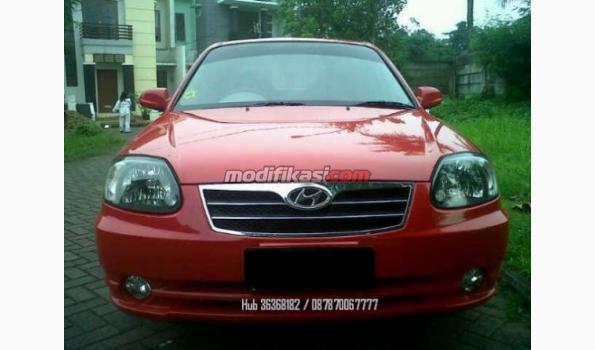 Jual Hyundai Avega Thn 2010