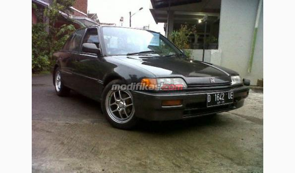 Jual: Honda Grand Civic Lx'88 Manual