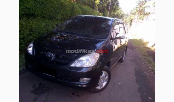 Jual: Toyota Kijang Innova Diesel 2.5 Manual Th 2008 - Modifikasi.com