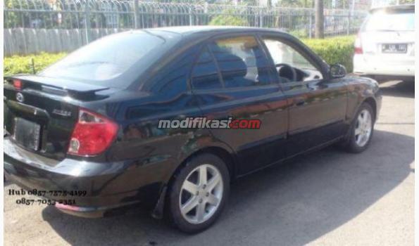 Jual Hyundai Avega 2010 Akhir