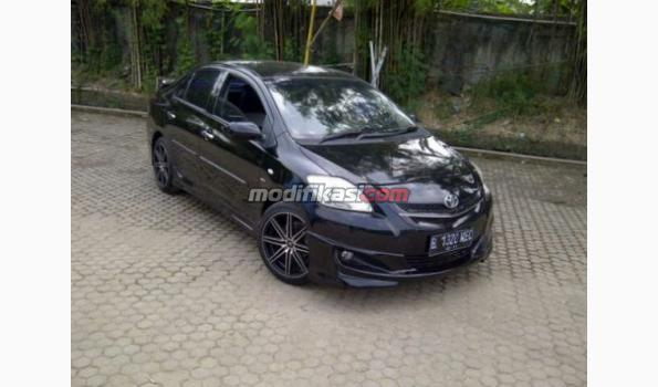 Jual: Toyota New Vios Limo 2008 Ex Taksi Bb Upgrade Full ...