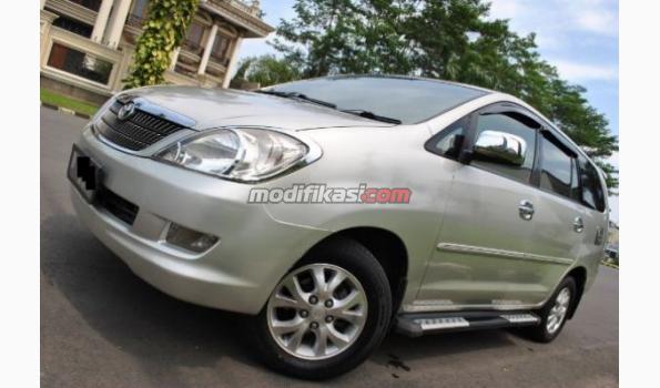 Jual: Toyota Kijang Innova 2.0 V Mt Bensin 2006 - Modifikasi.com Jual