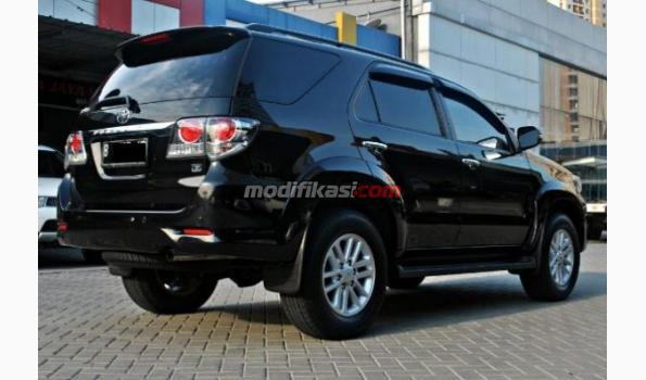 Jual: Toyota Grand New Fortuner Diesel 2011 Km 18rb Service Record Au