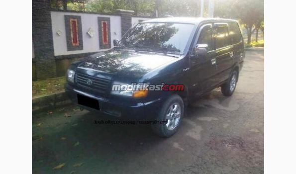 Jual: Toyota Kijang Kapsul Lx Thn 1998 Biru