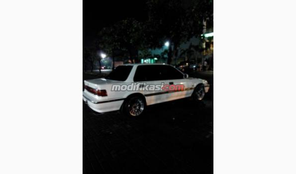 Jual: Honda Civic Lx Manual Putih 1989 - Modifikasi.com ...