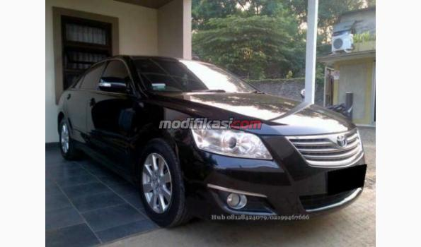 jual toyota camry 2 4 g th 2008 automatic tgn 1. Black Bedroom Furniture Sets. Home Design Ideas