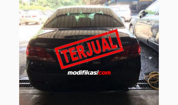 toyota camry type v 2008 tangan pertama good condition. Black Bedroom Furniture Sets. Home Design Ideas