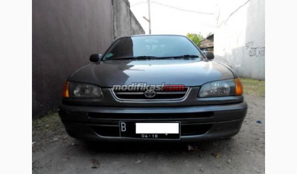 Jual: Toyota All New Corolla Thn 1997 AT Matic