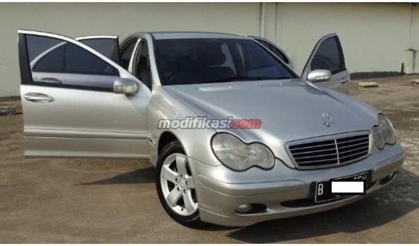 Mercedes Benz C Class W203 2000-2007 Car Cover C230 240