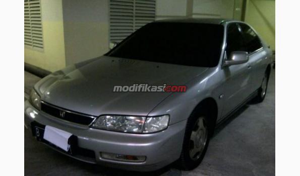 Jual: Honda Accord Cielo Vtec 2.2 A/T Silver (1997) Mesin ...