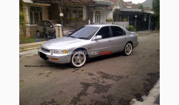 Jual: Honda Accord Cielo Silver Manual Thn 97/98 ...