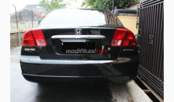 Jual Honda Civic Vti S Hitam A T 2002 Istiimewa Bandung