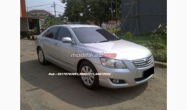 jual toyota new camry type g 2 4 at th 2008 silver. Black Bedroom Furniture Sets. Home Design Ideas